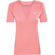 Nike Zonal Cooling SS Top Women bright melon